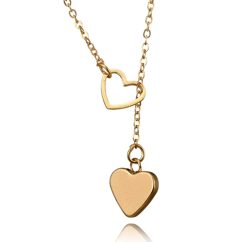 Heart Shaped Pendant Necklace