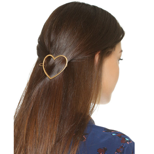 Be My Heart Hair Clip