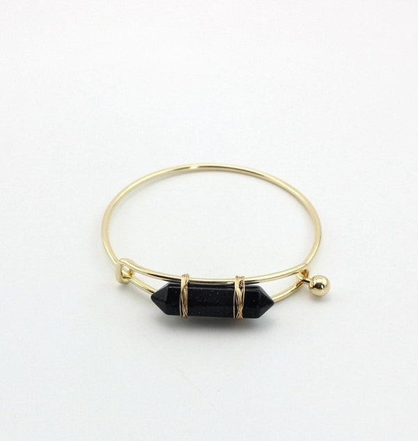 Boho Gold Bangle Collection