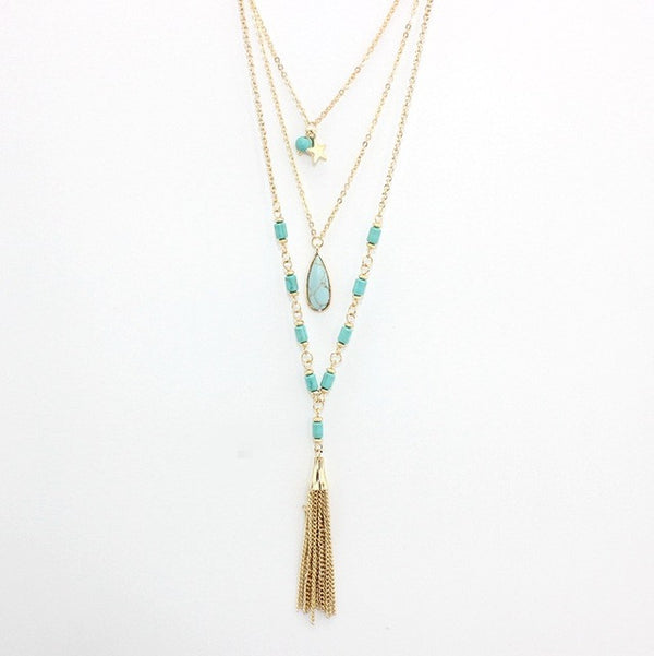 From Tassels With Love Necklace