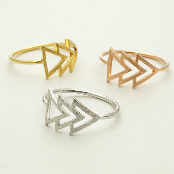 Navajo Arrow Ring