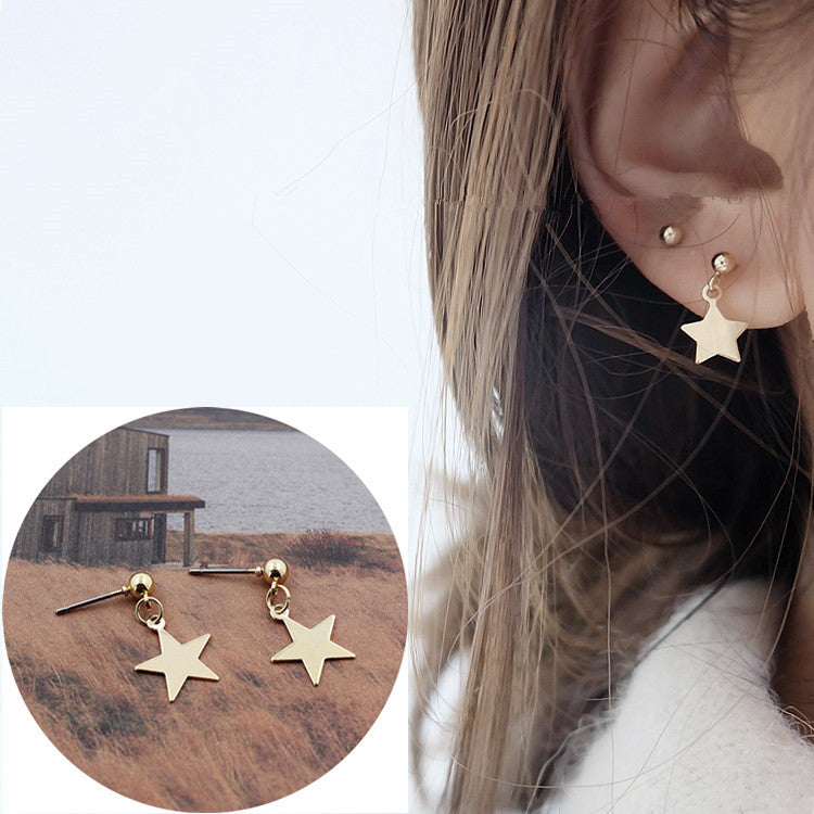 Perfect Star Boho Earrings