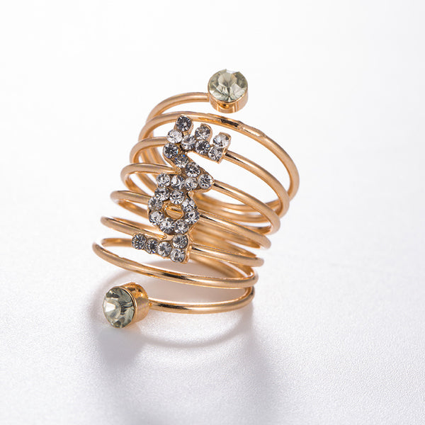 Boho Love Stacking Ring