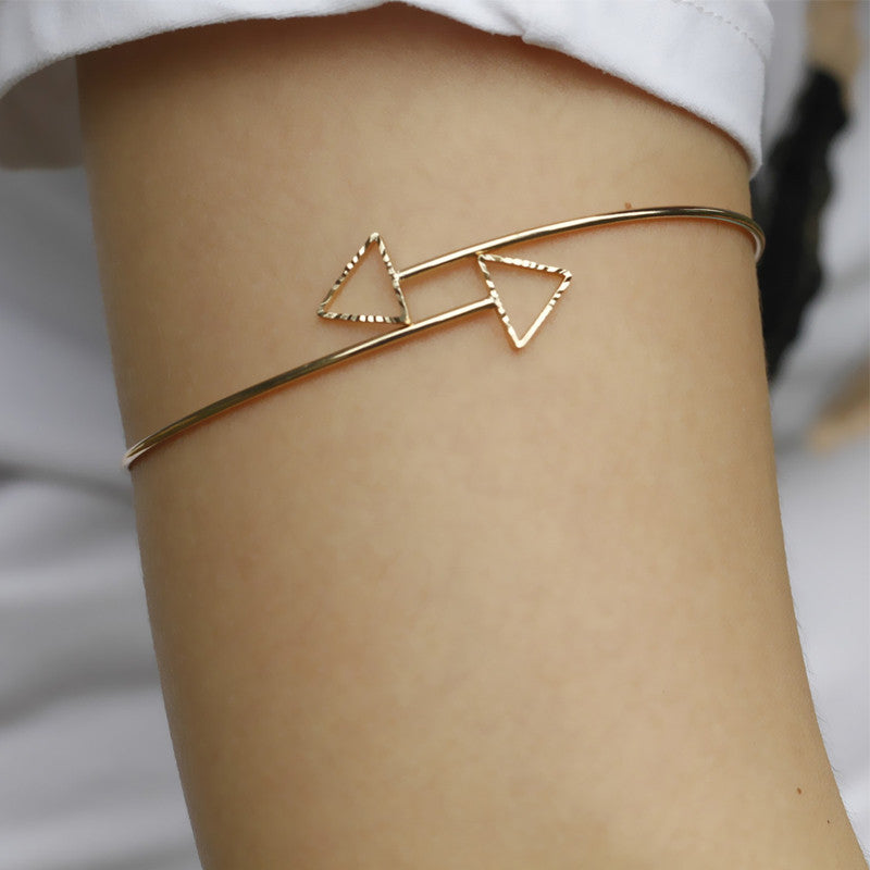 This Way To Glory Arm Cuff