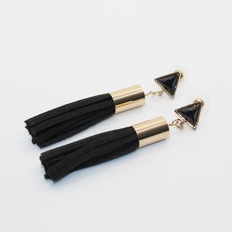 Boho Waterfall Tassel Earrings