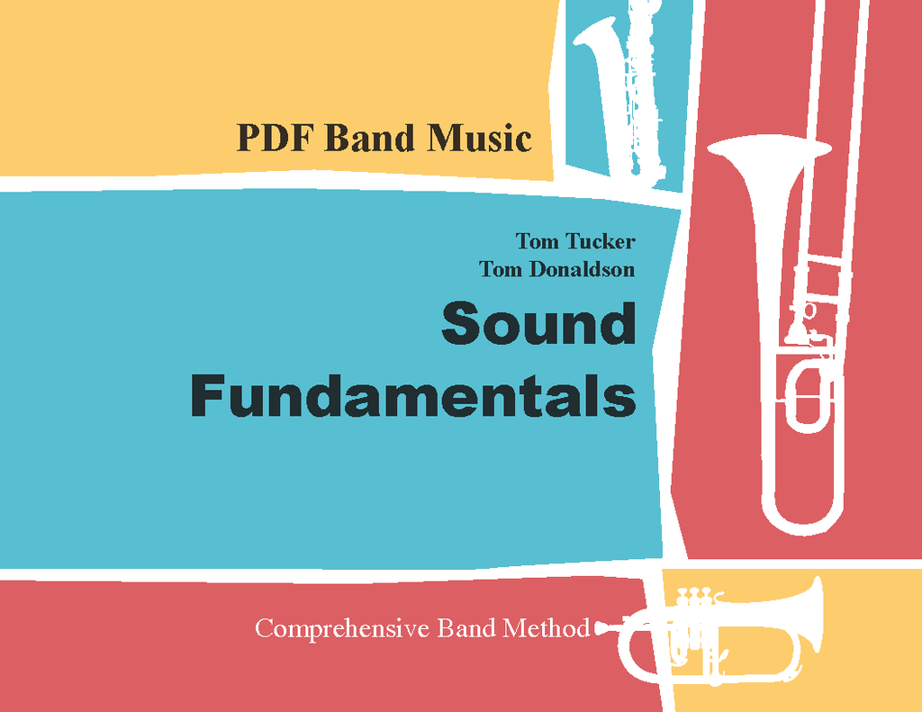Sound Fundamentals Band Book