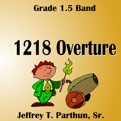 1218 Overture by Jeffrey Parthun