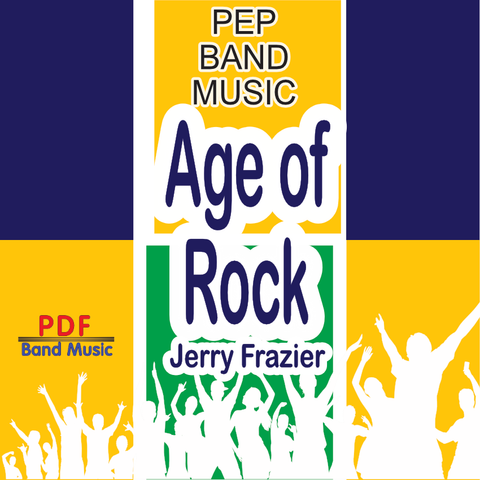 Age of Rock by Jerry Frazier