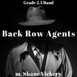 Back Row Agents by Shane Vickery