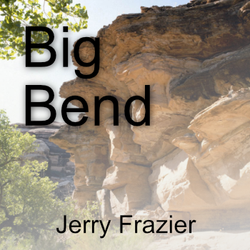 'Big Bend' by Jerry Frazier. Grade 1 sheet music for school bands