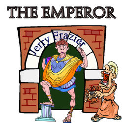 """The Emperor"" - composed by Jerry Frazier,  Performance Level = Beginning Band.  Band sheet music downloadable instantly in PDF format.  Cost = $ 22."