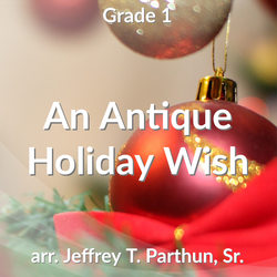 An Antique Holiday Wish by Jeffrey Parthun