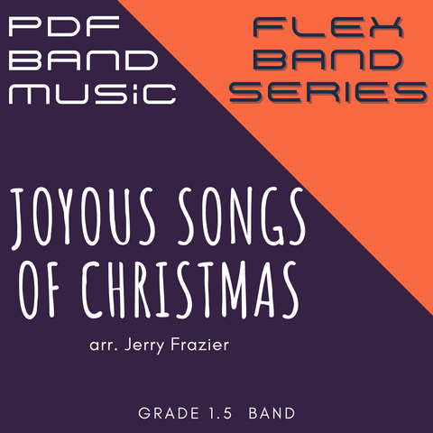 FLEX- Joyous Songs of Christmas