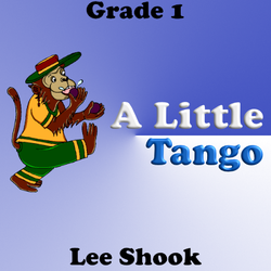 """A Little Tango"" - composed by Lee Shook,  Performance Level = Grade 1.  Band sheet music downloadable instantly in PDF format.  Cost = $ 24."