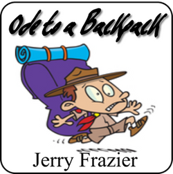 """Ode to a Backpack"" - composed by Jerry Frazier,  Performance Level = Beginning Band.  Band sheet music downloadable instantly in PDF format.  Cost = $ 22."