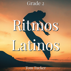 'Ritmos Latinos' by Tom Tucker. Grade 2 sheet music for school bands