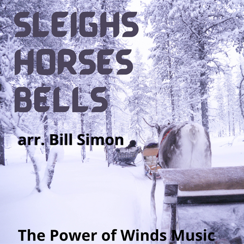 Sleighs, Horses and Bells