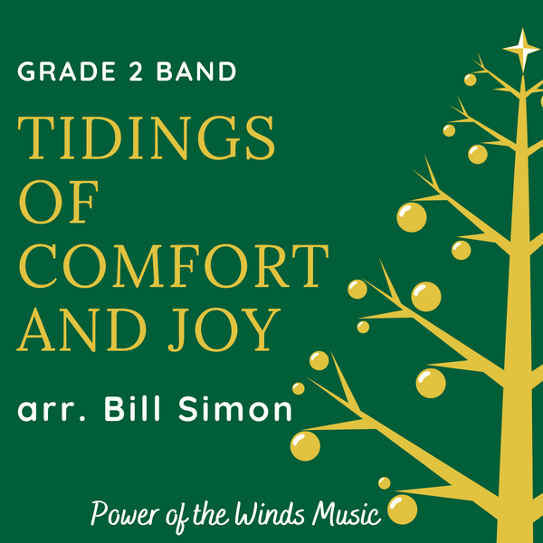 Tidings of Comfort and Joy (God Rest Ye Merry Gentlemen)