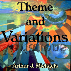 'Theme and Variations' by Arthur J. Michaels. Grade 2 sheet music for school bands