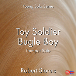 Toy Soldier Bugle Boy - Trumpet Solo