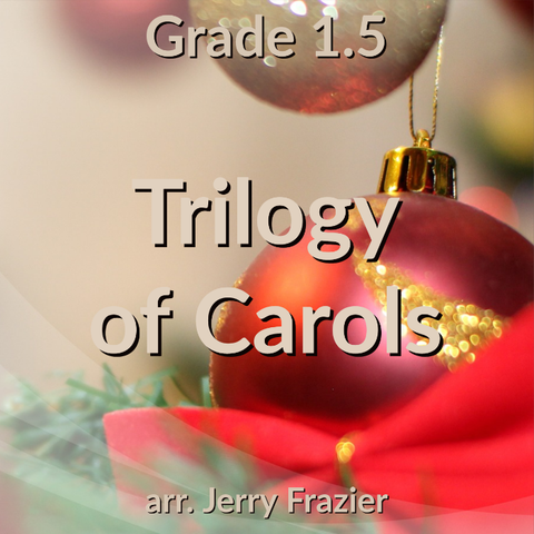 Trilogy of Carols by Jerry Frazier