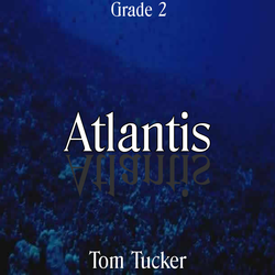 'Atlantis' by Tom Tucker. Grade 2 sheet music for school bands
