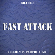 'Fast Attack' by Jeffrey Parthun. Grade 3 sheet music for school bands