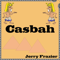 'Casbah' by Jerry Frazier. Grade 1 sheet music for school bands