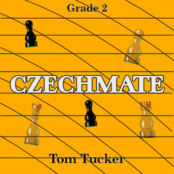 'Czechmate' by Tom Tucker. Grade 2 sheet music for school bands