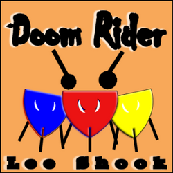 'Doom Rider' by Lee Shook. Beginning Band sheet music for school bands