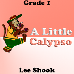 'A Little Calypso' by Lee Shook. Grade 1 sheet music for school bands