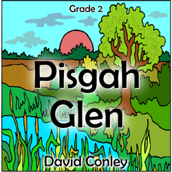 """Pisgah Glen"" - composed by David Conley,  Performance Level = Grade 2.  Band sheet music downloadable instantly in PDF format.  Cost = $ 24."
