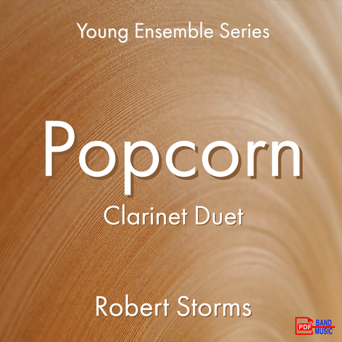 Popcorn - Duet for Bb Instruments