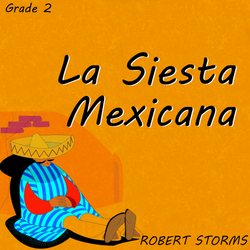 'La Siesta Mexicana' by Robert Storms. Grade 2 sheet music for school bands