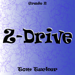 'Z-Drive' by Tom Tucker. Grade 2 sheet music for school bands