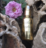 24K gold flake infused Luxurious Golden Elixir