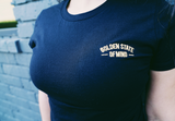 """Golden State Of Mind"" Women's Tee"