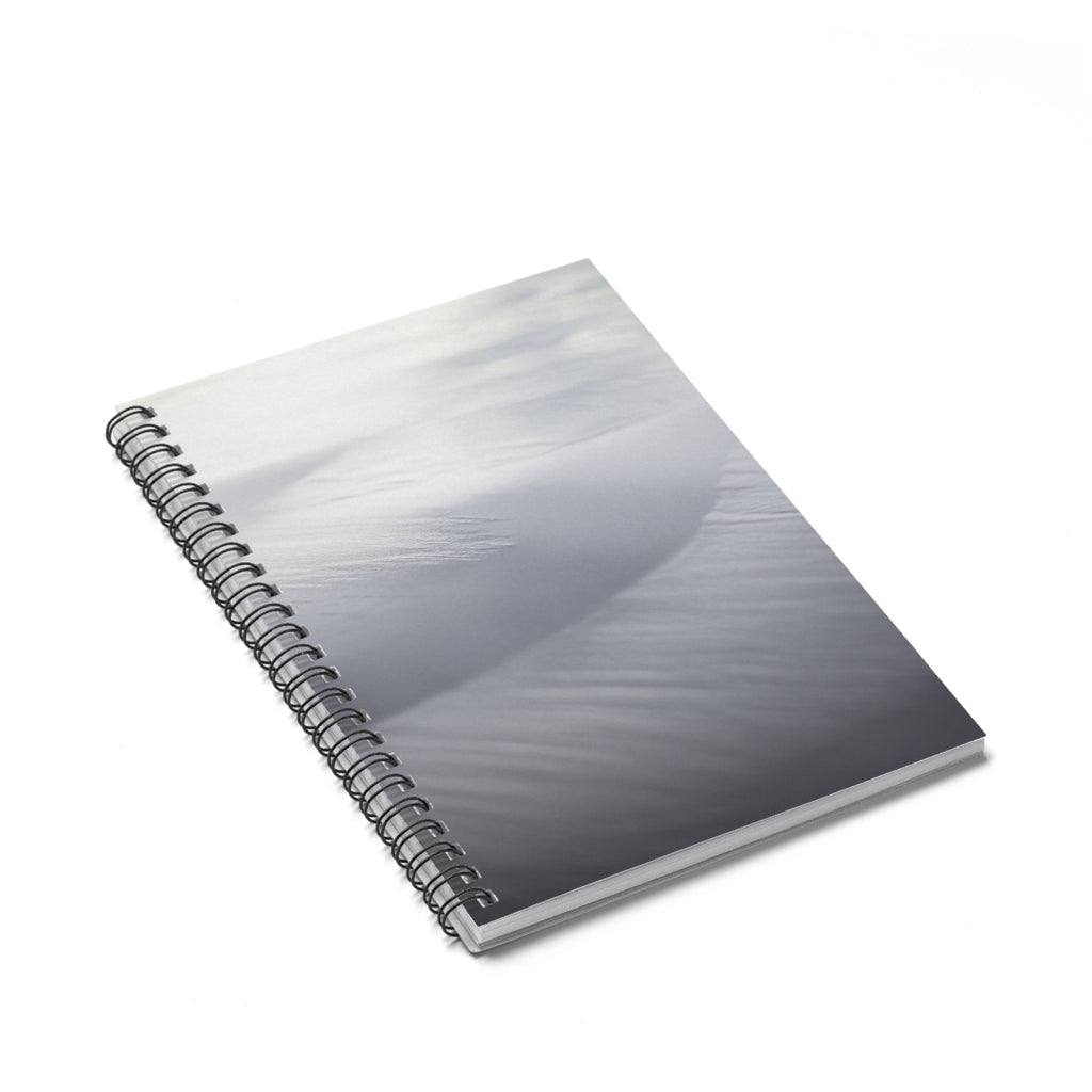 Sandswept Spiral Notebook
