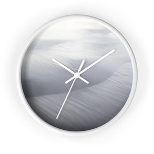 Sandswept Wall Clock