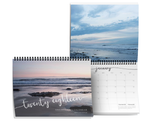2018 Dreamwaves Standard Wall Calendar