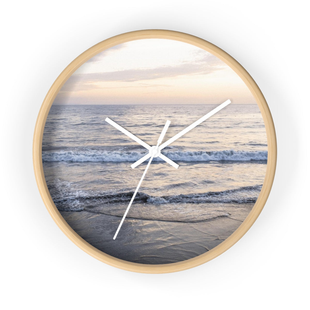 Chillwave Wall Clock