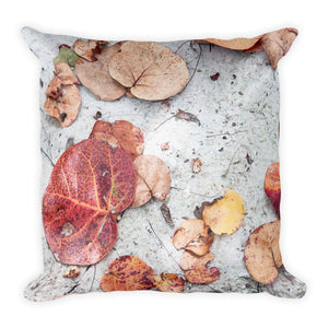 Sandleaves Pillow