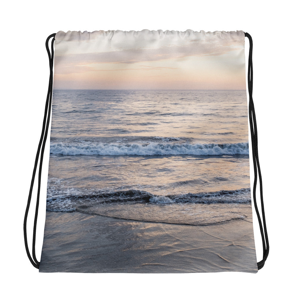 Chillwave Drawstring Bag