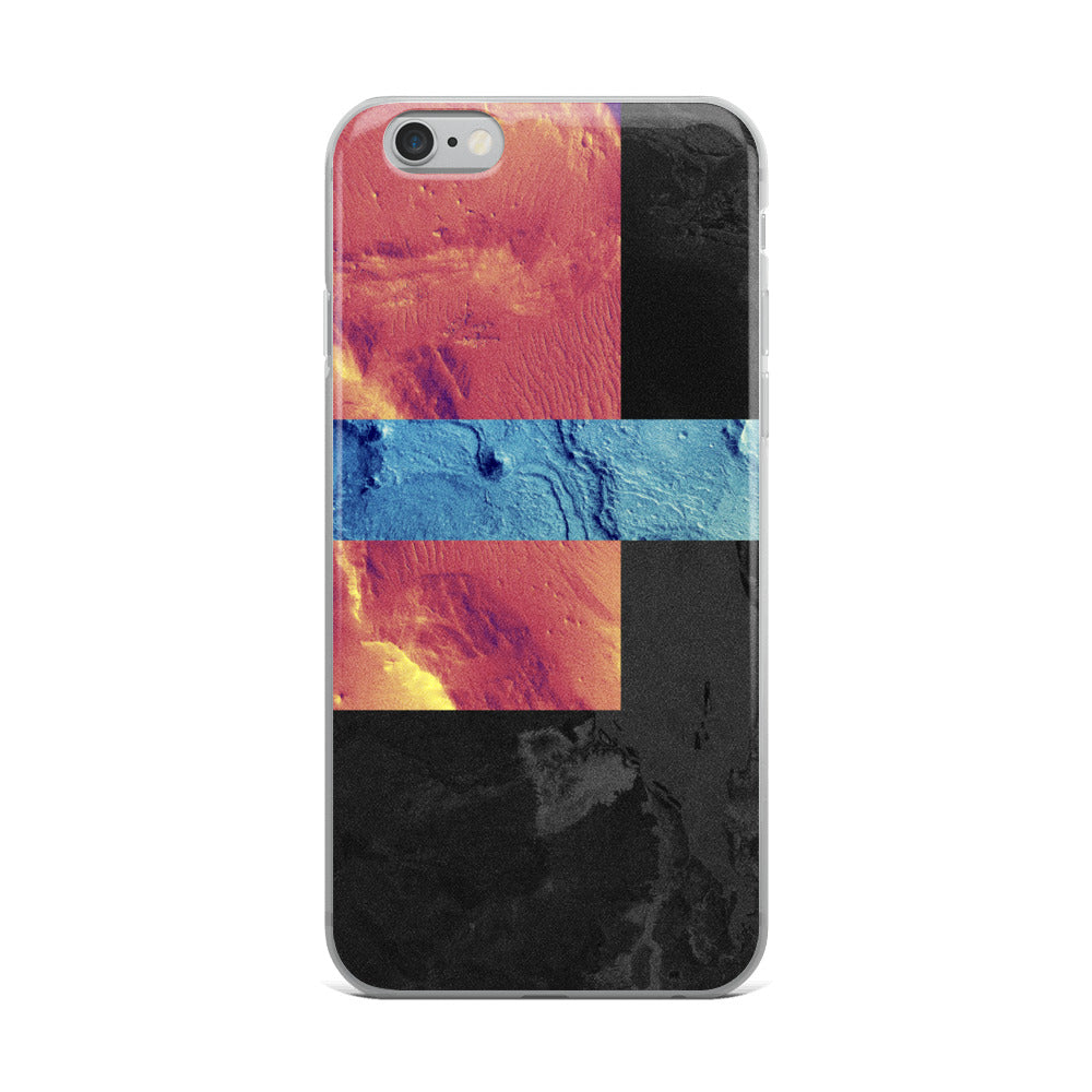 Celestial Shapes iPhone Case