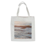 Goldenwave Tote Bag