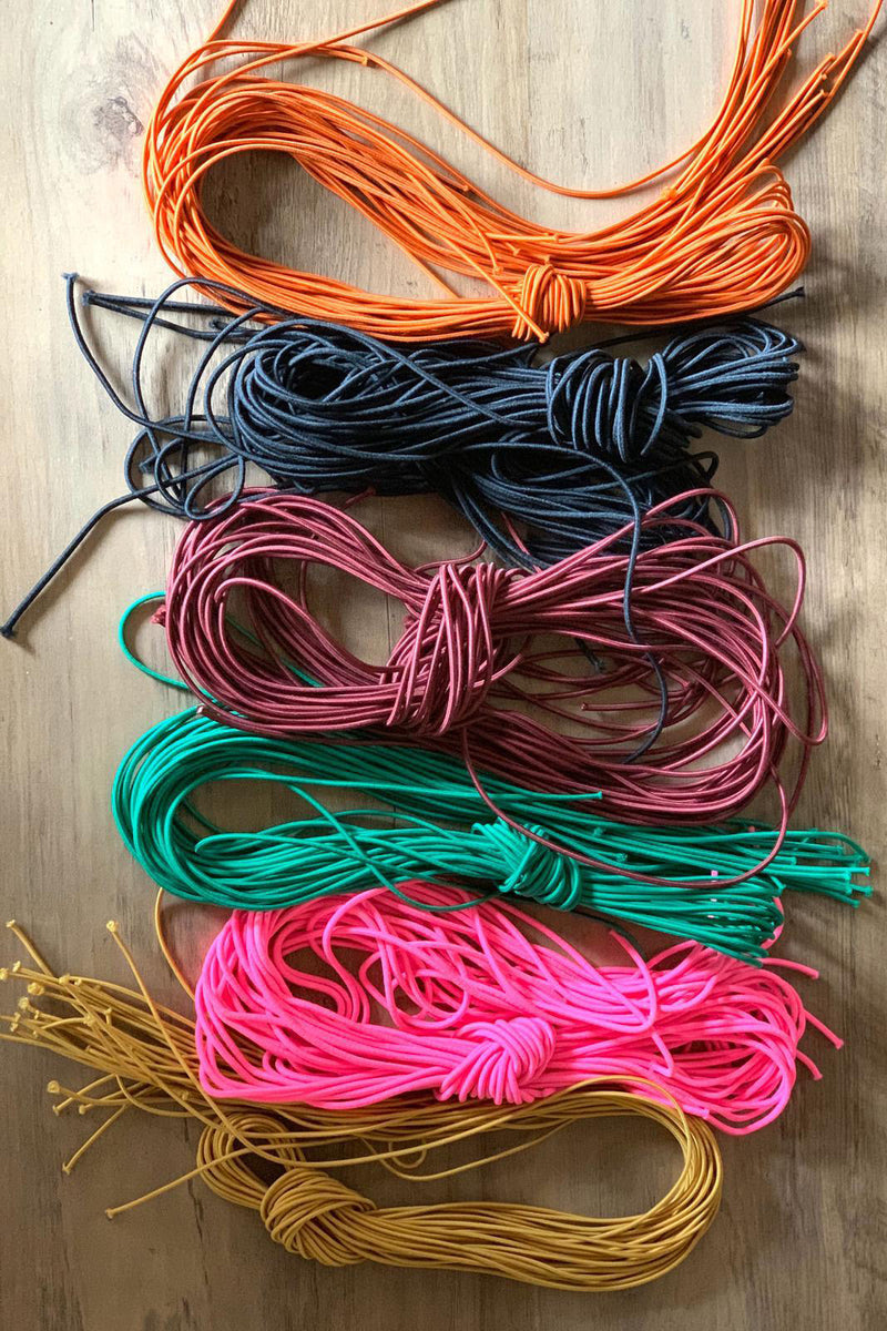 Elastic Rope Belts