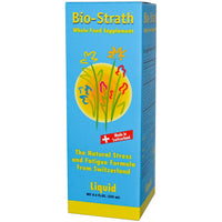 Bio-Strath Whole Food Supplement, 250 ml.-NaturesWisdom