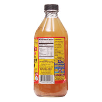 Bragg Organic Apple Cider Vinegar, 473 ml.
