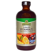 Nature's Answer Platinum Liquid Vitamin C, 240 ml.-NaturesWisdom