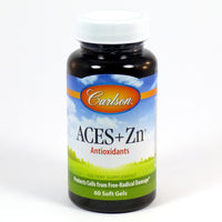 Carlson Labs ACES + Zn Antioxidants, 60 sgls.